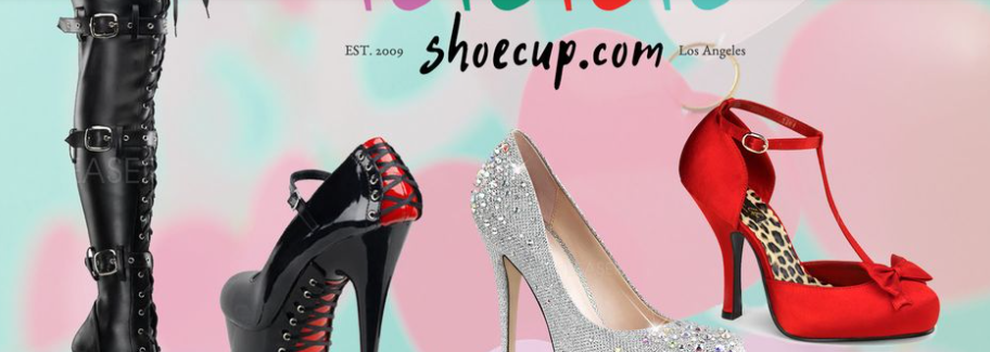 About Shoecup Homepage
