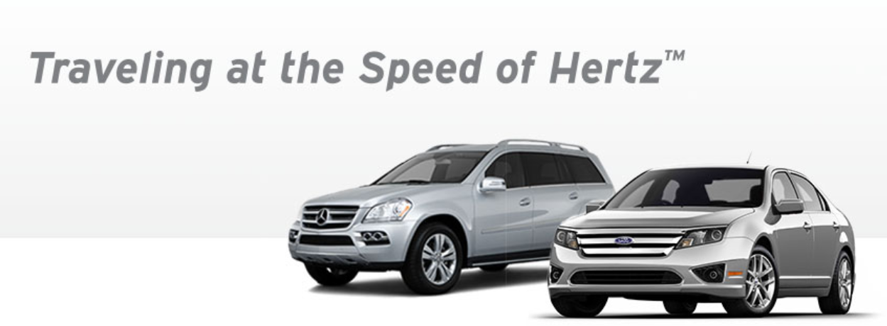 About Hertz Homepage