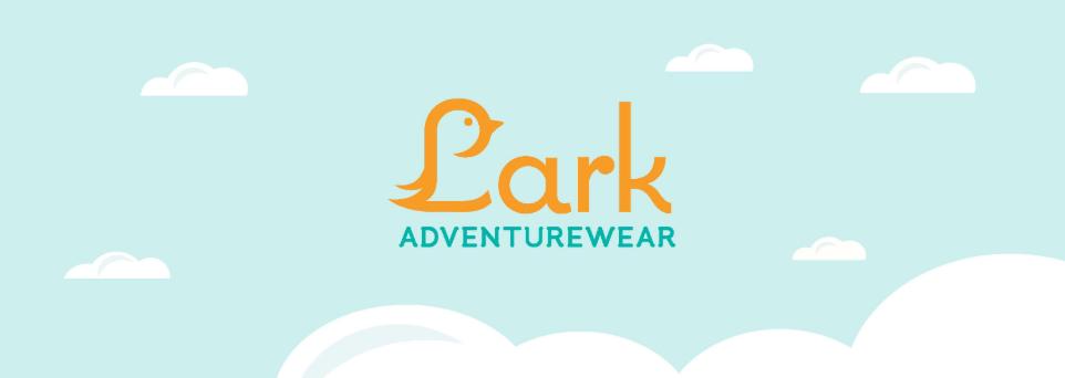About Lark Adventurewear Homepage
