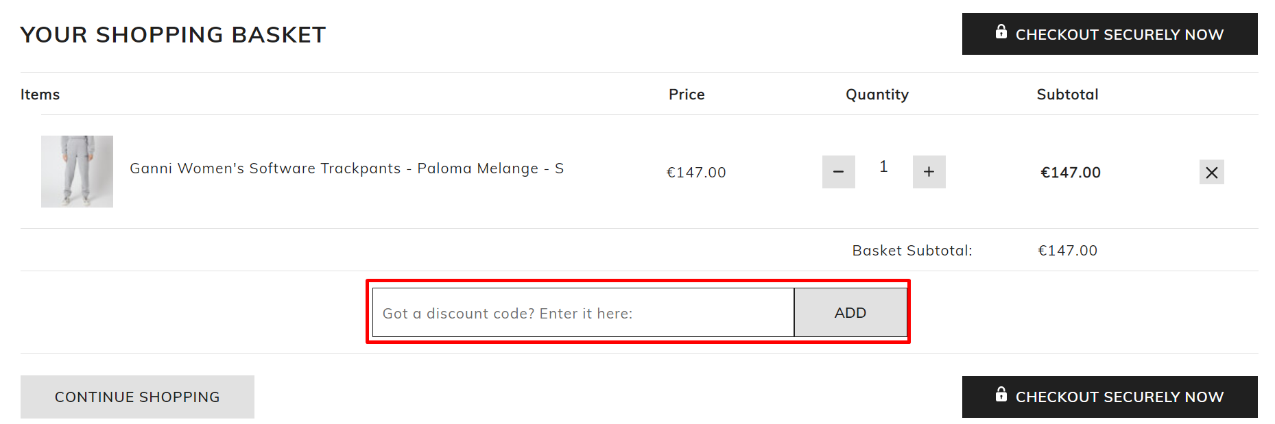 How do I use my Coggles discount code?