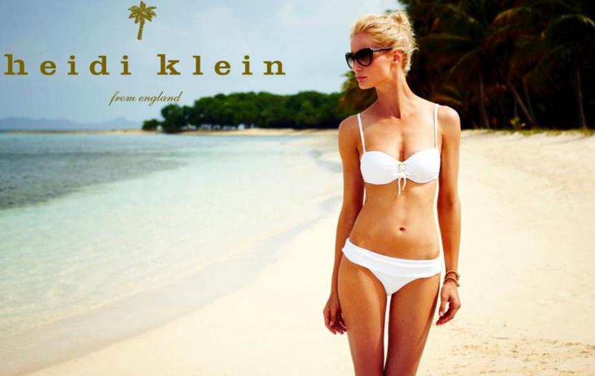 About Heidi Klein Homepage