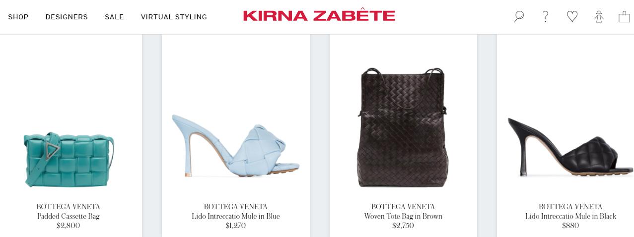 About Kirna Zabete Sales
