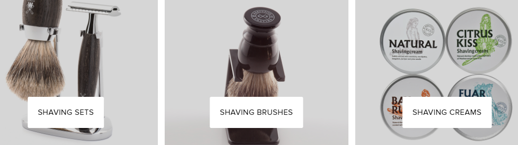 About Executive Shaving Sales