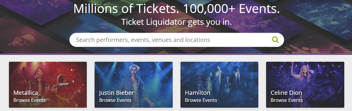Ticket Liquidator about us