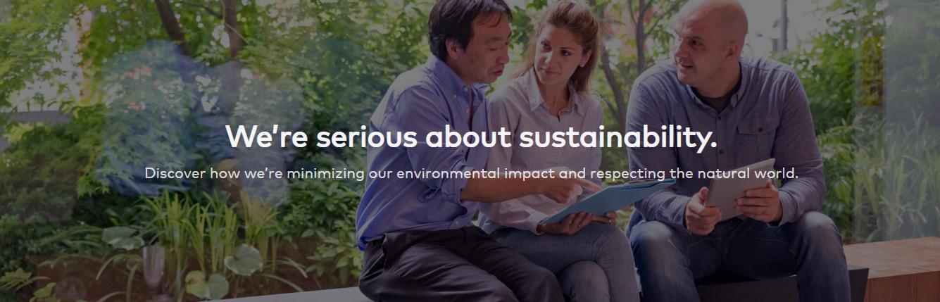 VistaPrint Sustainability