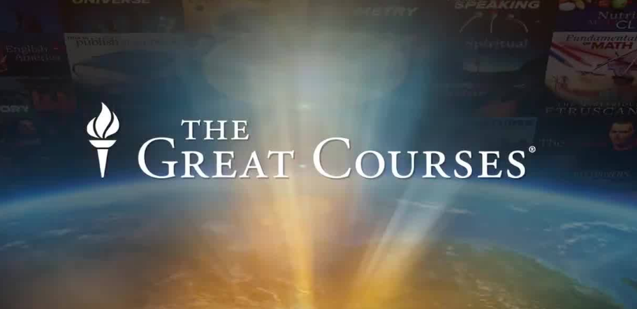 About The Great Courses Homepage