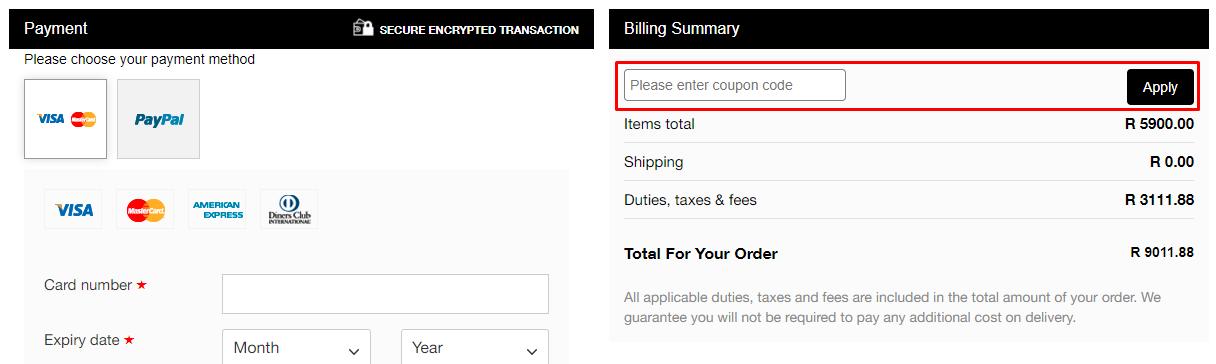 How do I use my Kat Maconie coupon code?