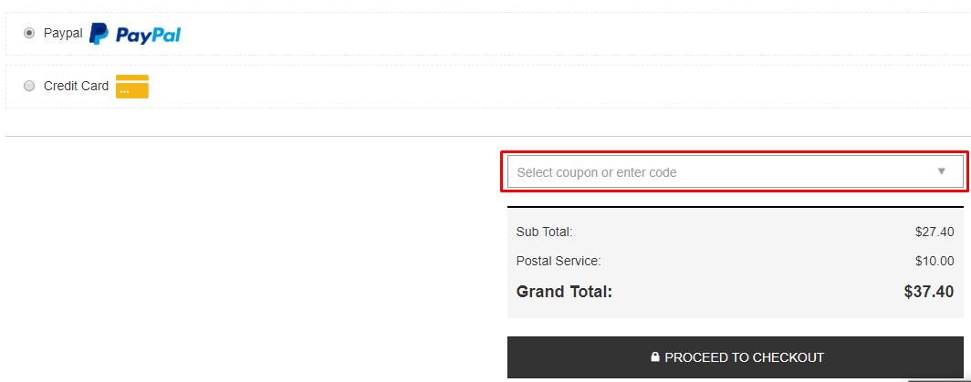 How do I use my Popjulia coupon code?