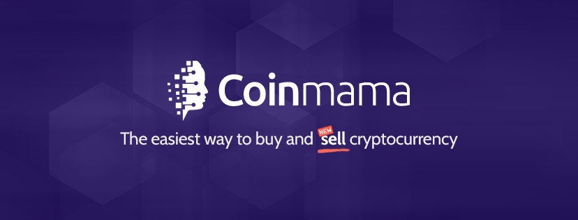 About Coinmama Homepage
