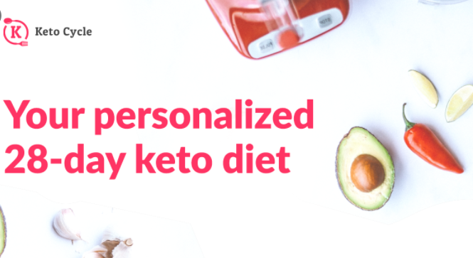 About Keto Cycle Homepage