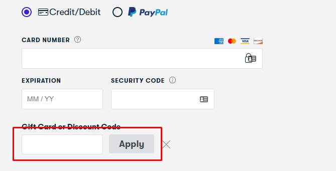 How do I use my Skillshare discount code?