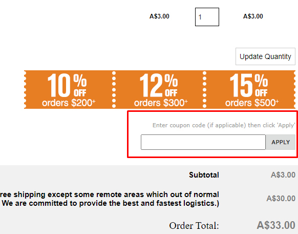 How do I use my Chamaripa Shoes discount code?