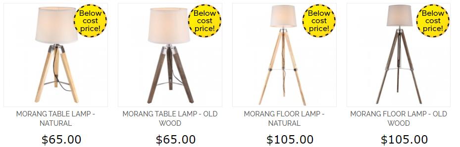 Mica Lighting Sales