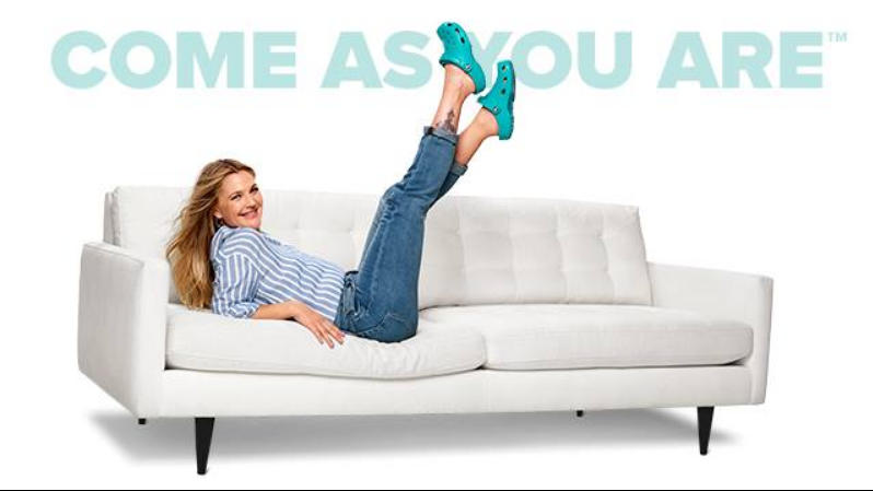 About Crocs Homepage