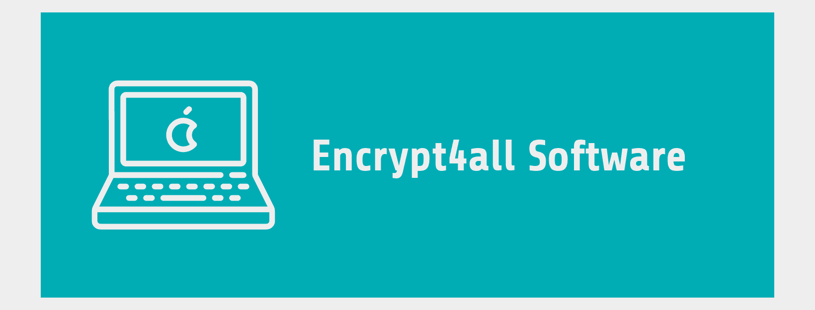 About Encrypt4all Software Homepage