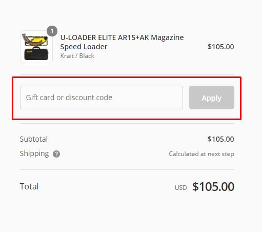How do I use my Podavach discount code?