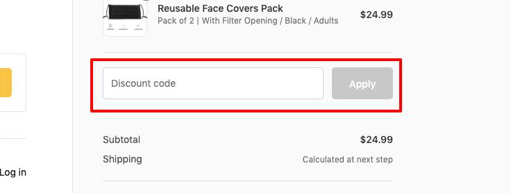 sendusmasks discount code