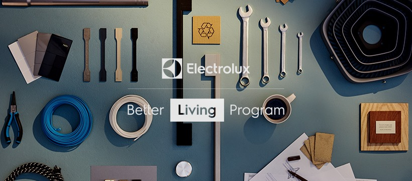 About Electrolux Homepage