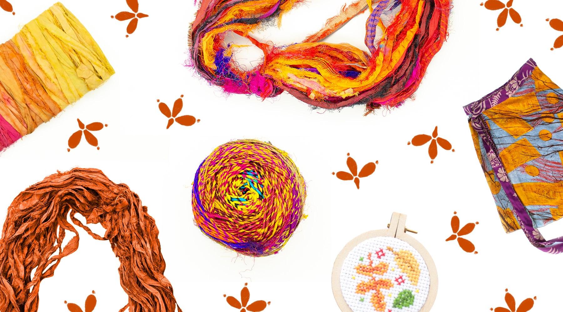 About Darn Good Yarn Homepage