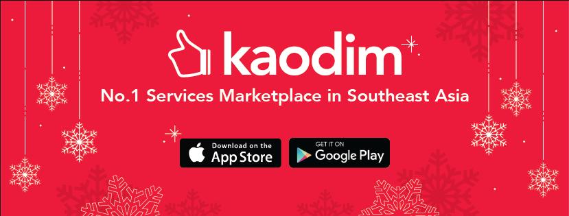 About Kaodim Homepage