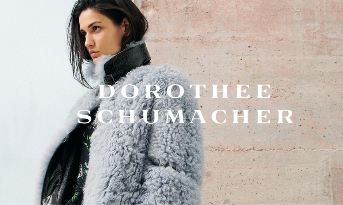 About Dorothee Schumacher Homepage
