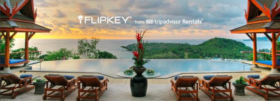 About FlipKey Homepage