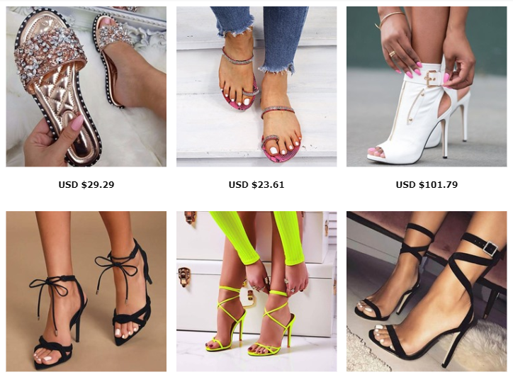 About Shoespie Sales
