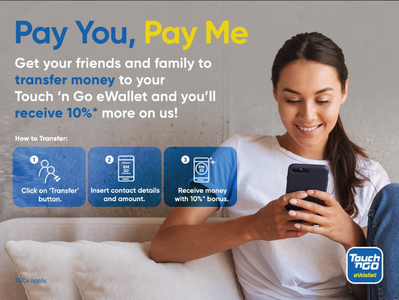 About Touch 'n Go eWallet Sales