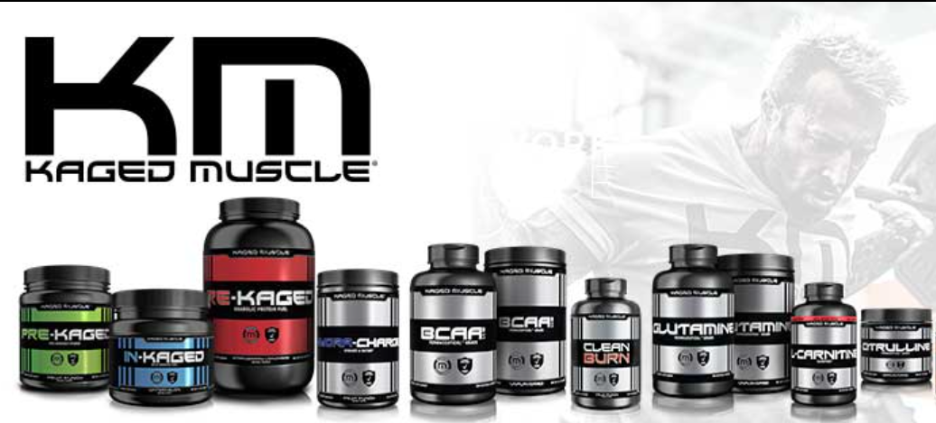 About Kaged Muscle Homepage