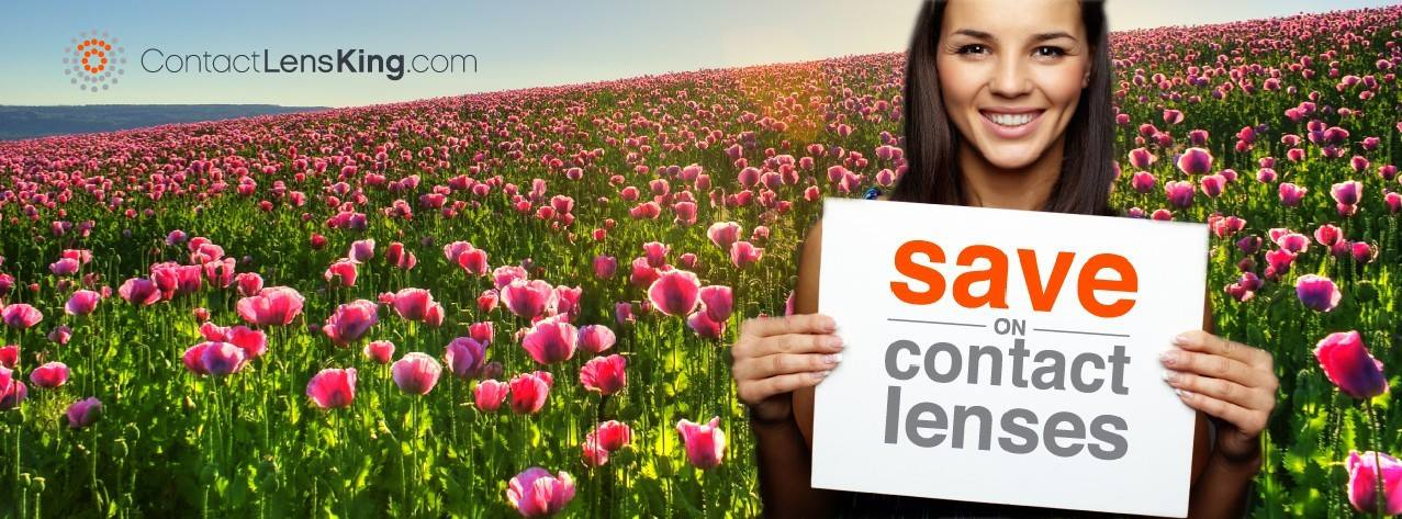 About ContactLensKing.com Homepage