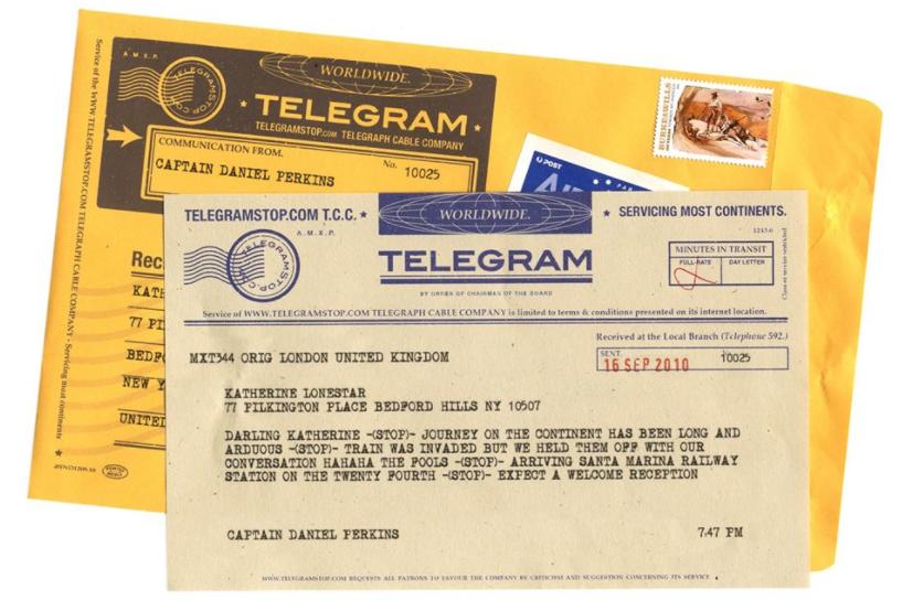 About TelegramStop Homepage