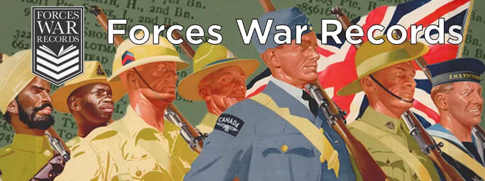 About Forces War Records Homepage