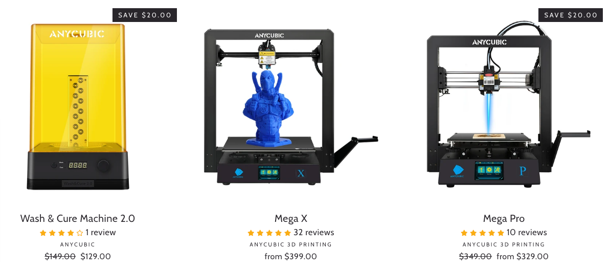Anycubic About Us