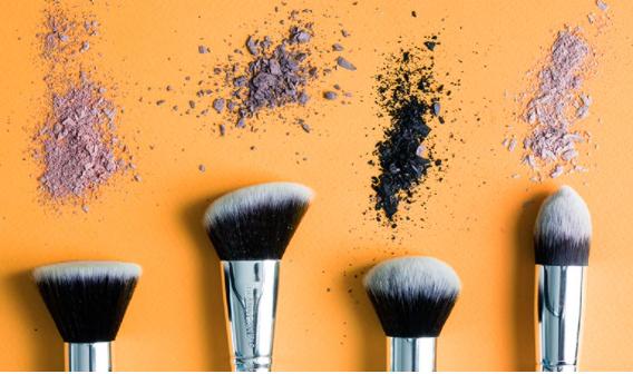Blank Canvas Cosmetics Homepage