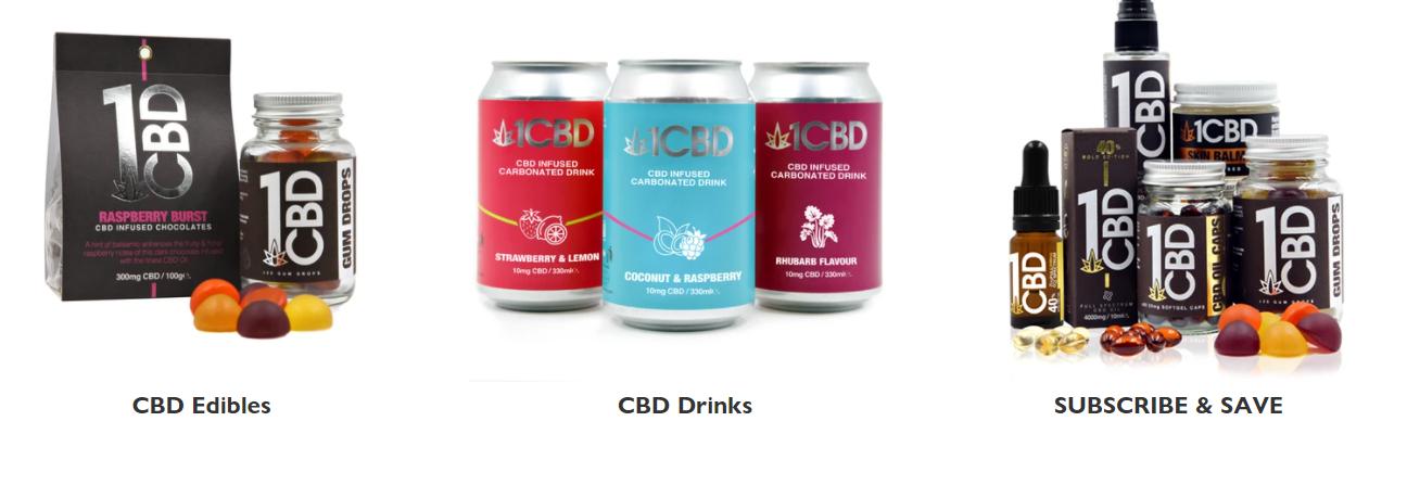 1CBD Homepage