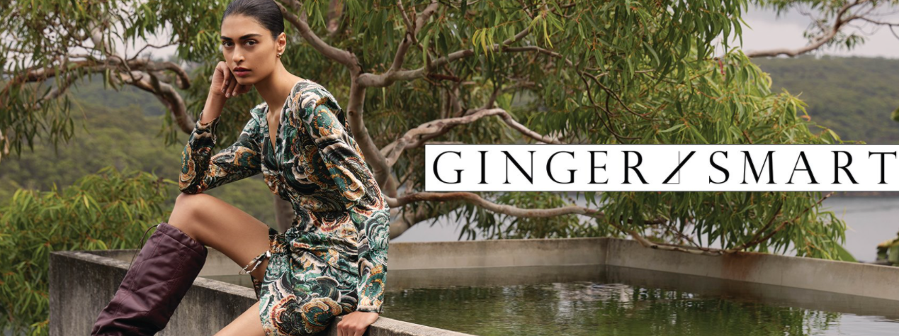 About GINGER & SMART Homepage