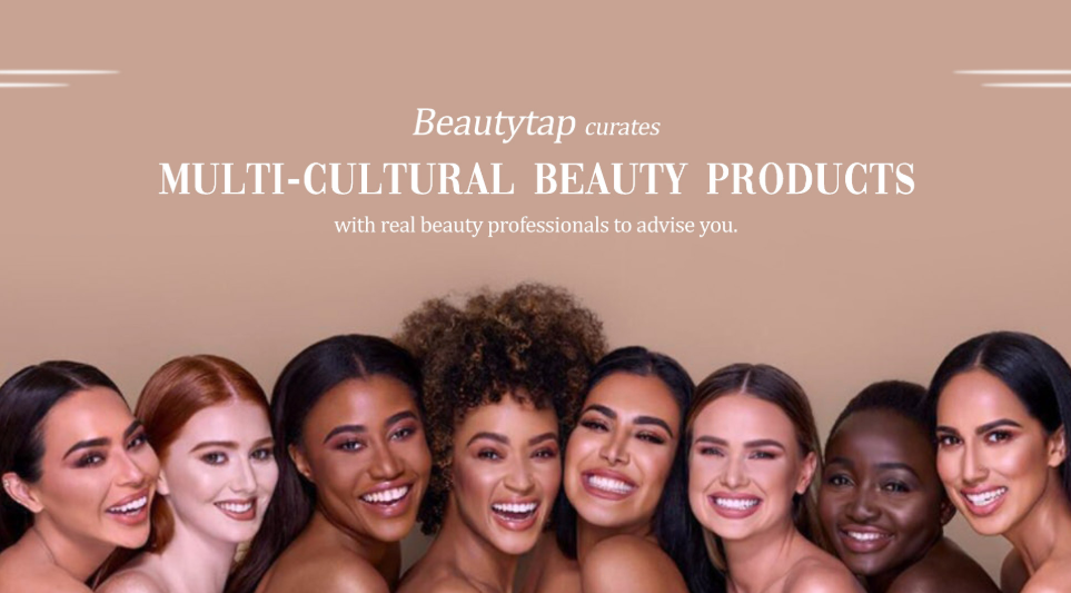 About Beautytap Homepage