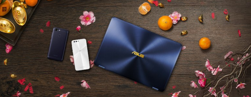 About ASUS Homepage