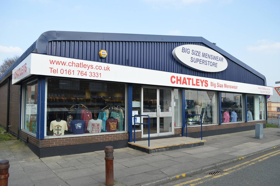 About Chatleys Menswear Homepage