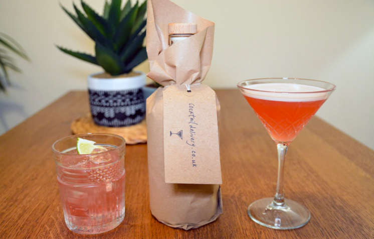 About Cocktail Delivery Homepage
