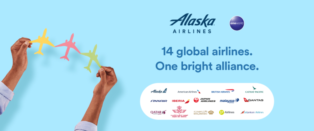About Alaska Airlines Homepage