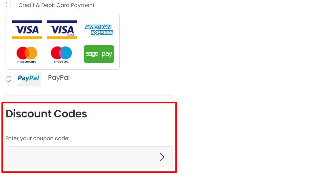 How do I use my Fabhunt discount code?