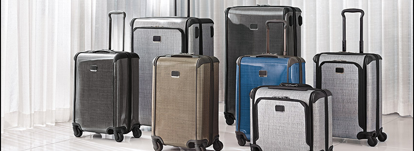 About TUMI Homepage
