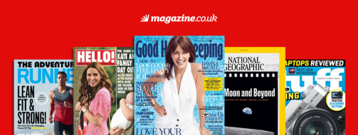 About Magazine.co.uk Homepage