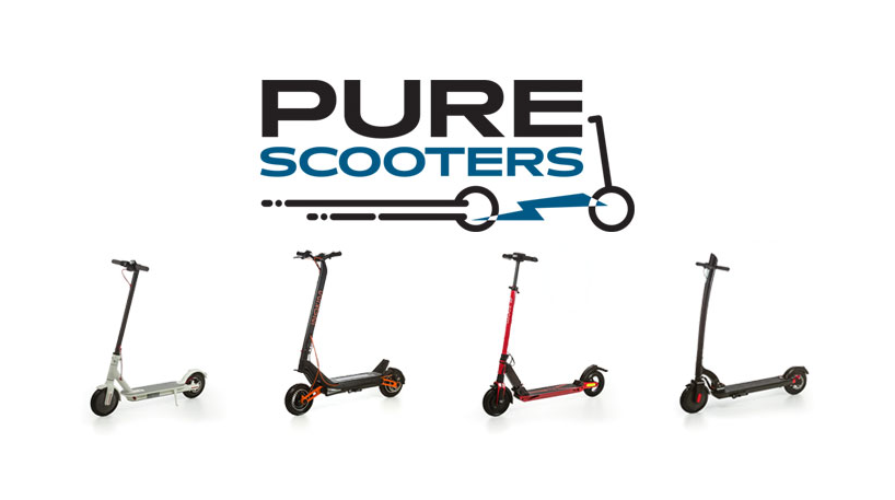 About Pure Scooters Homepage