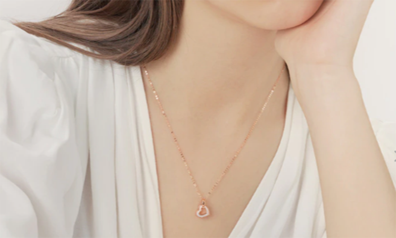 Chow Sang Sang Necklace Size Guide 2