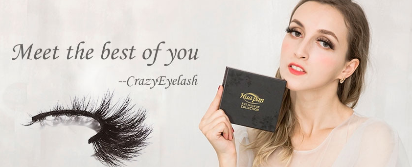 About CrazyEyelash Homepage