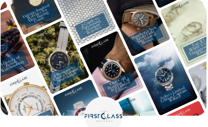 About FIRST CLASS WATCHES