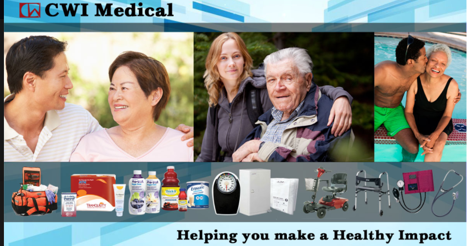 About CWI Medical Homepage