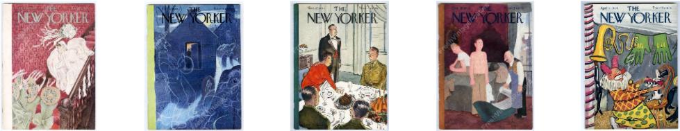 AbeBooks The New Yorker